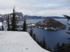 Crater Lake from the South