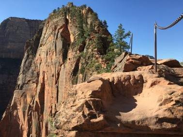 Angel's Landing summit ahead!