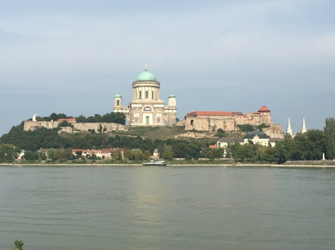 Esztergom from Štúrovo