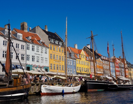 Houses of Nyhavn