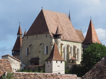 The many faces of Biertan's fortified church
