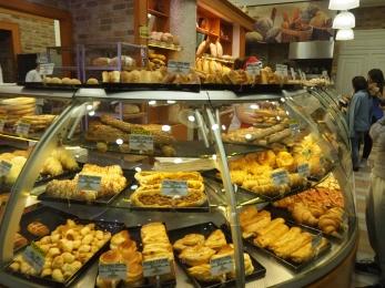 Delicious, delicious Silbo bakery. Open 24 hours!